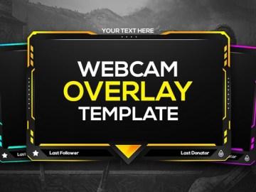 70+ FREE Webcam Overlay Templates