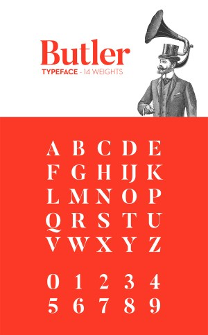 graphicghost_butler_typeface