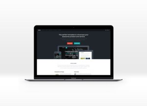 Graphic Ghost - Woo Website Template