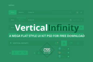 Graphic Ghost - Vertical Infinity UI Kit