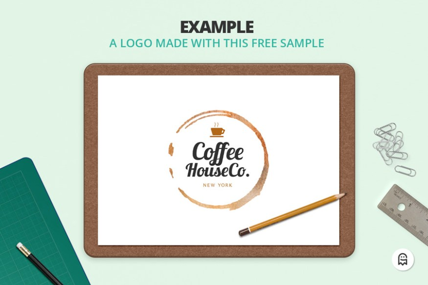 Graphic Ghost - The Professional Logo Creators Kit Free Sample 02