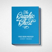 Graphic Ghost - Free Book Mockup