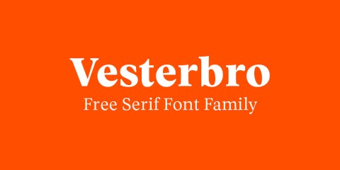 Graphic Ghost - Free Serif Font Family