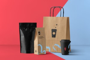 Graphic Ghost - Free Packaging Mockups
