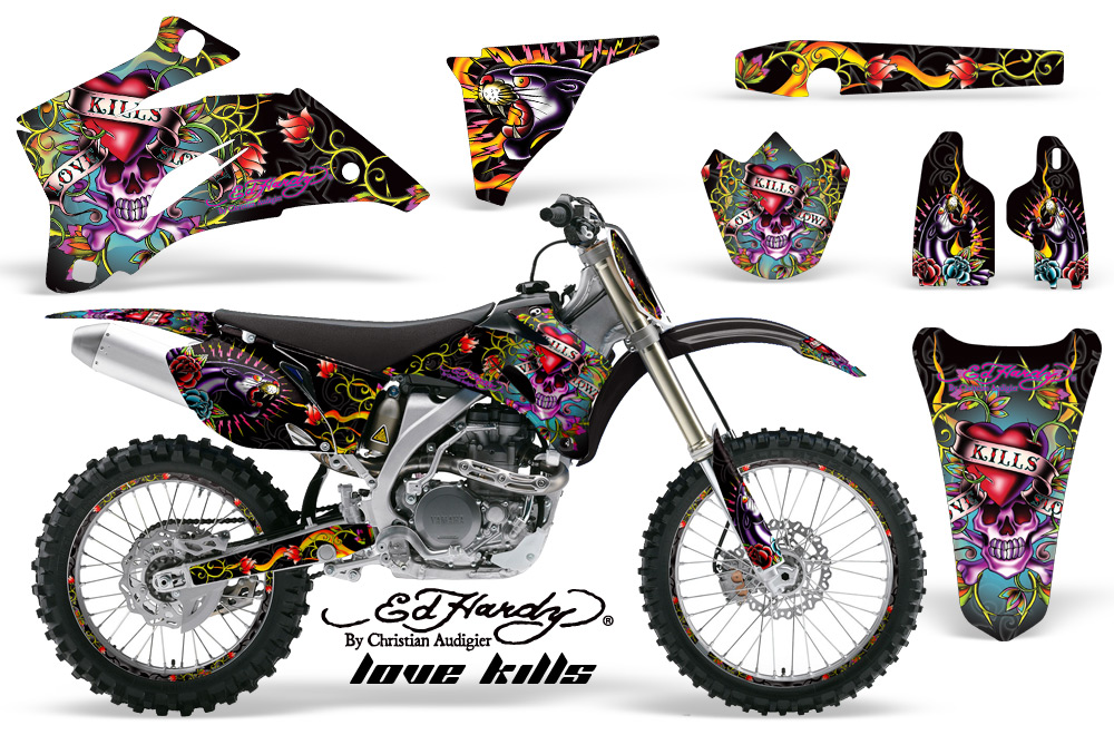 Bike Purple 80 Dirt Yamaha