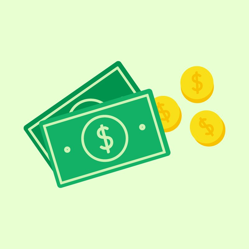 Money Icon Design Free Vector File By GraphicMore
