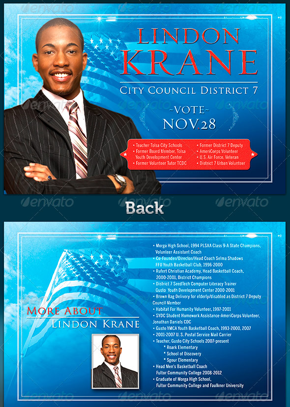 Campaign Flyer Template Images Template Design Ideas