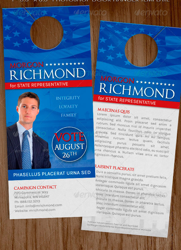 Campaign Flyer Templates Akbaeenw