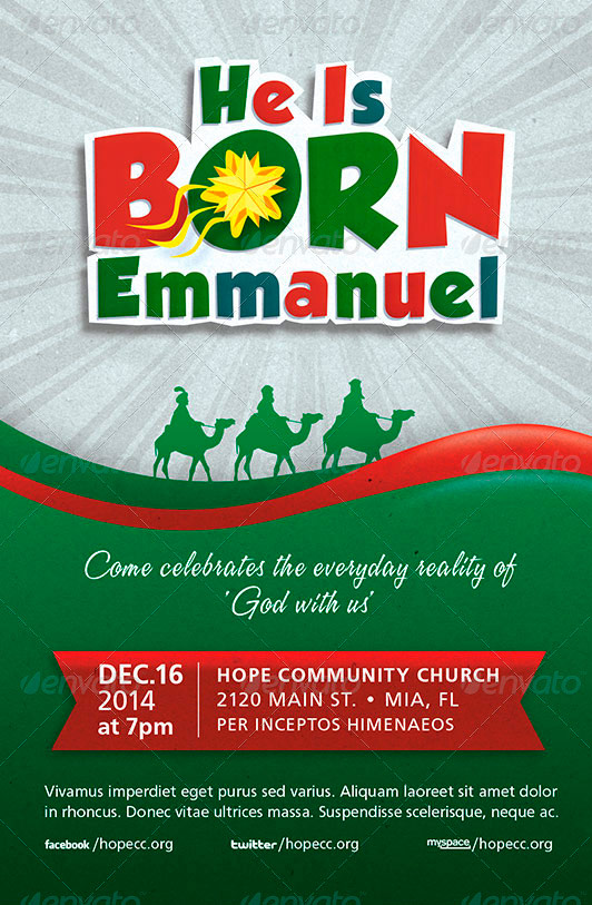 Christmas Musical Plays For Church