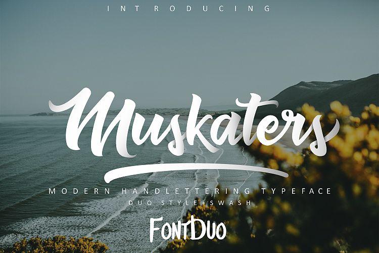 Muskaters