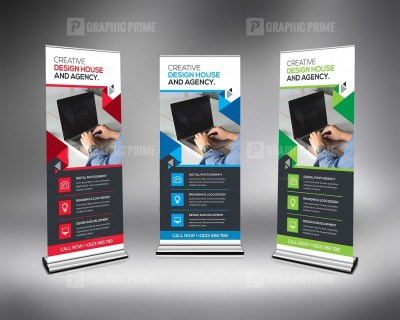 Rollup Banner Template
