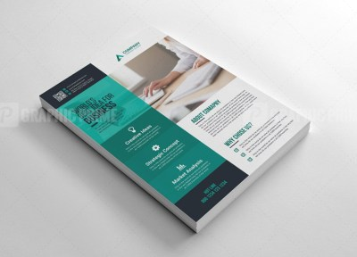 Business Creative Flyer Templates