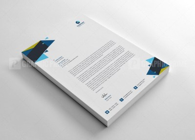 Creative Letterhead Design Templates