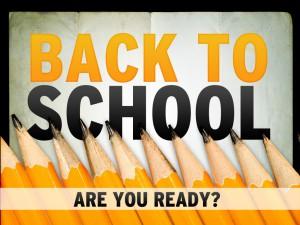 Back to school - Discounts
