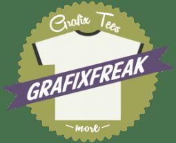 GrafixFreak logo v1.0