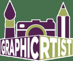 GraphicRtist logo/purple v3.0