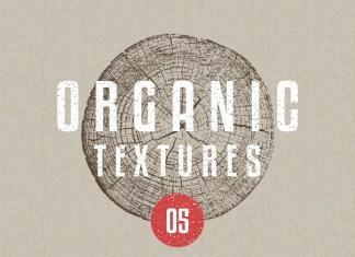 5 Organic Textures
