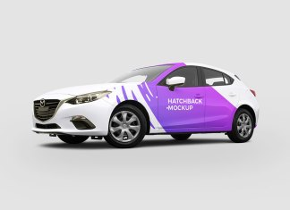 hatchback-car-psd-mockup