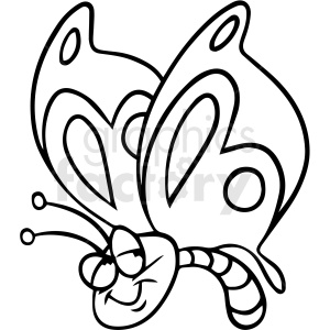 Butterfly Clipart Royalty Free Images Graphics Factory