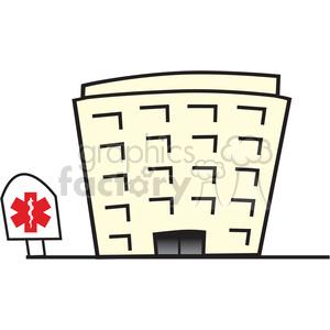 Cartoon Hospital Clipart Royalty Free Gif Jpg Png Eps Svg Ai Pdf Clipart 149650