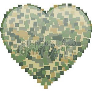 Digital Love Clipart Royalty Free Clipart 381662