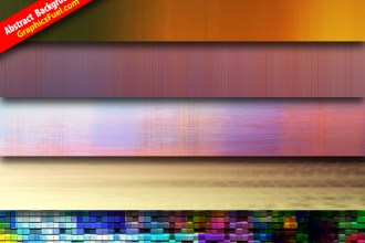 Spectacular abstract backgrounds