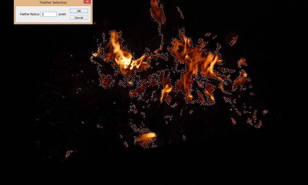 How to Create a Hot Lava Text Effect in Photoshop - GraphicsFuel