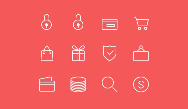 ecommerce-line-icons