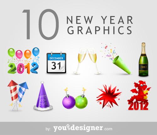new-year-graphics
