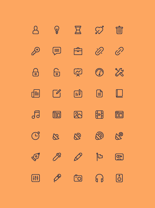 40-Outline-Free-Icons-600