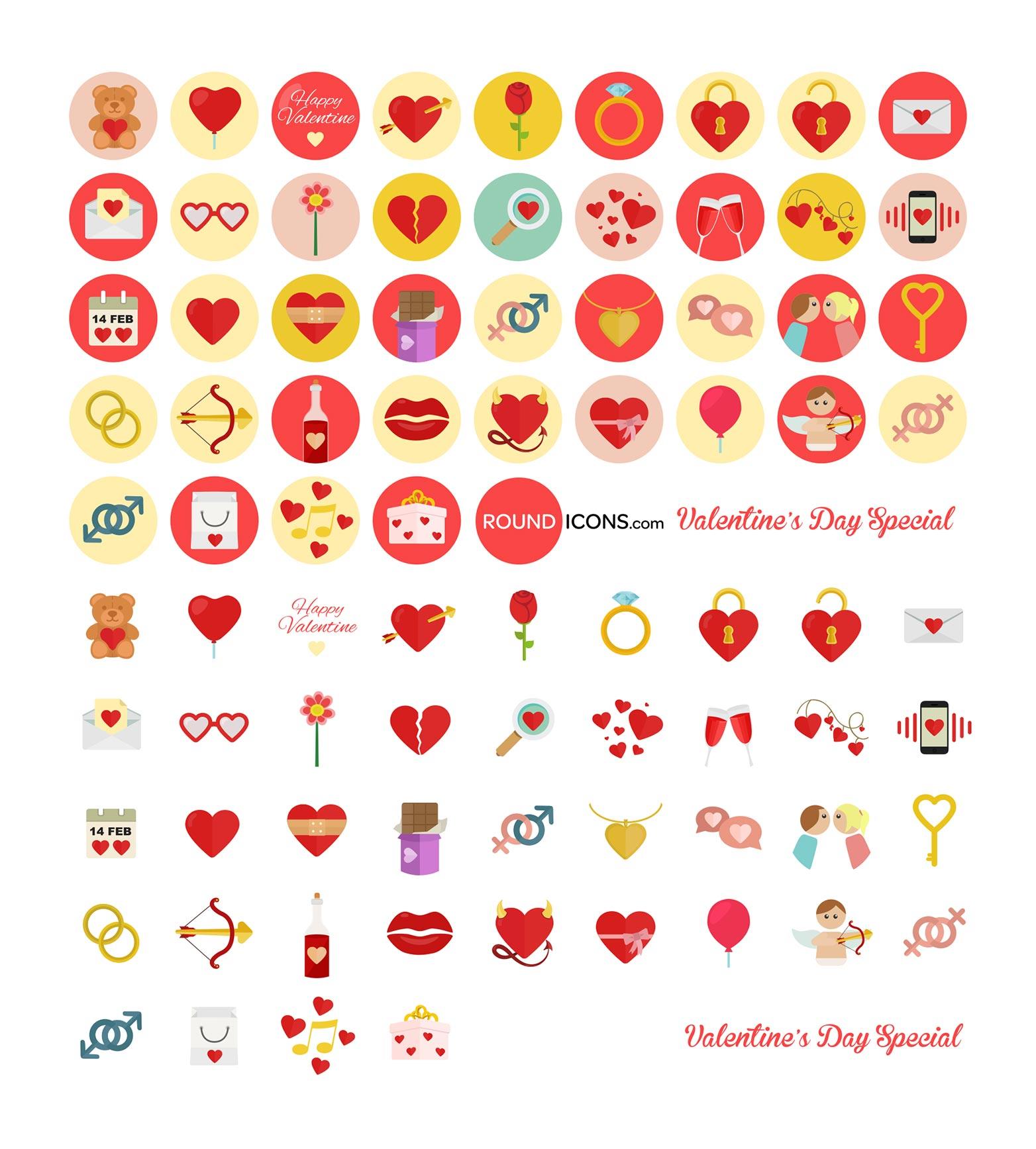 valentines-icons