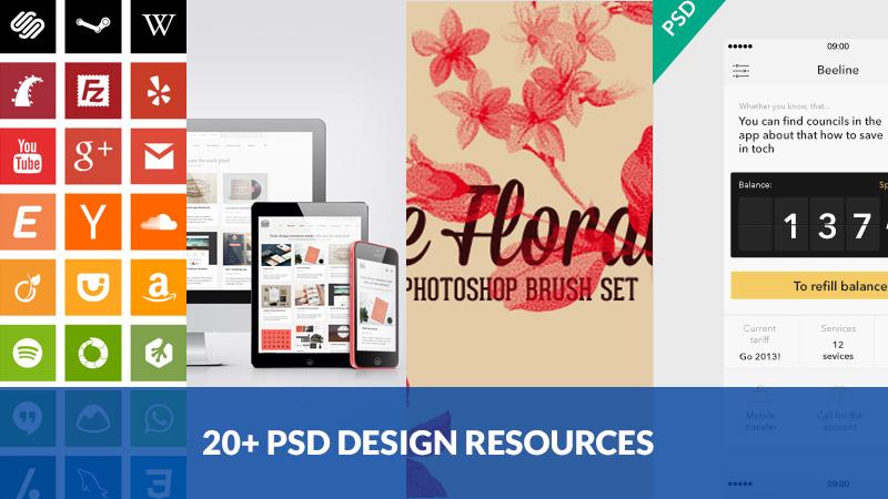 psd-design-resources