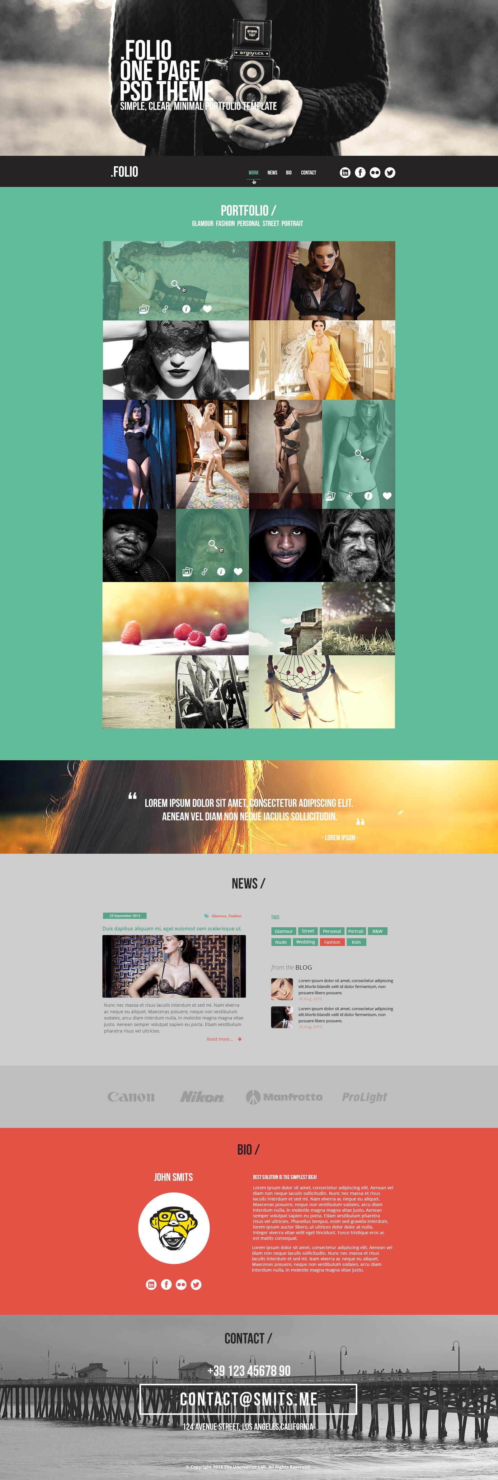 portfolio-free-website-psd