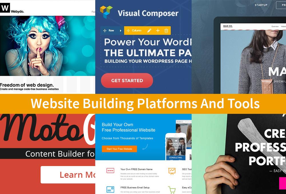 website-building-platforms-tools