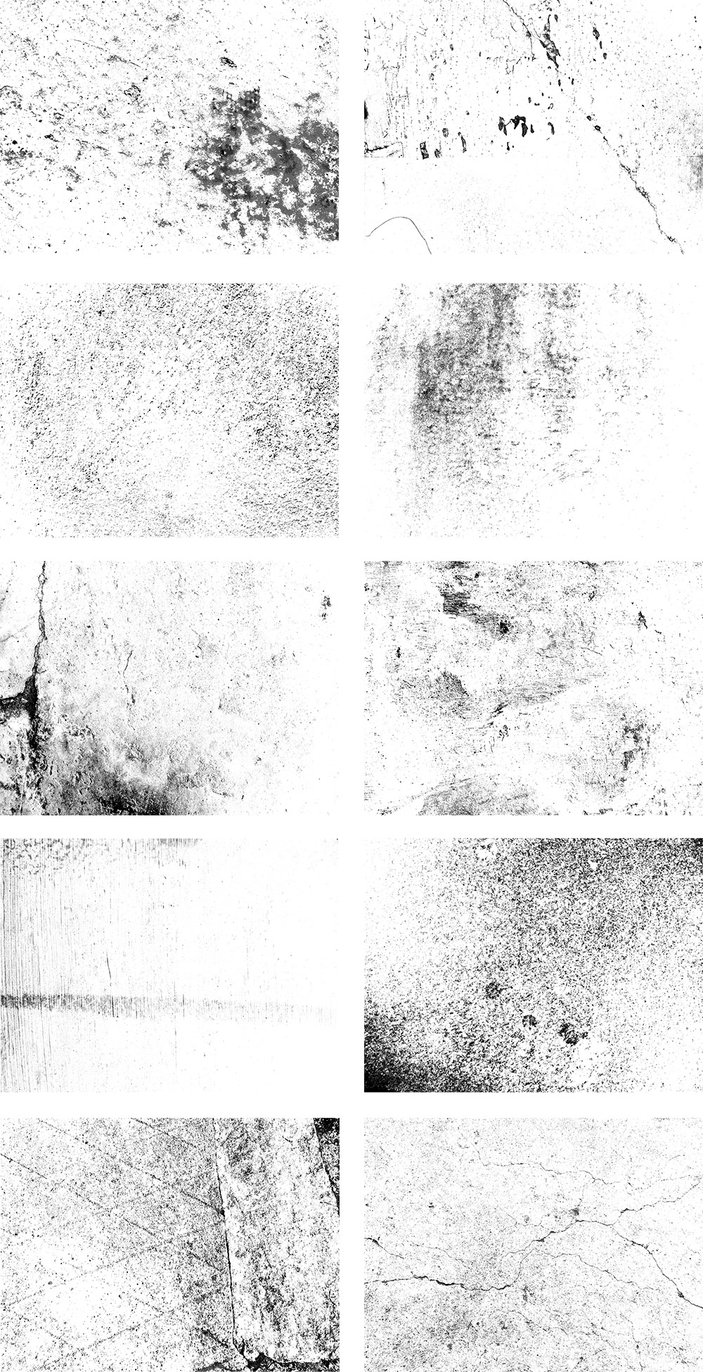 10 Free Subtle Texture Brushes - GraphicsFuel