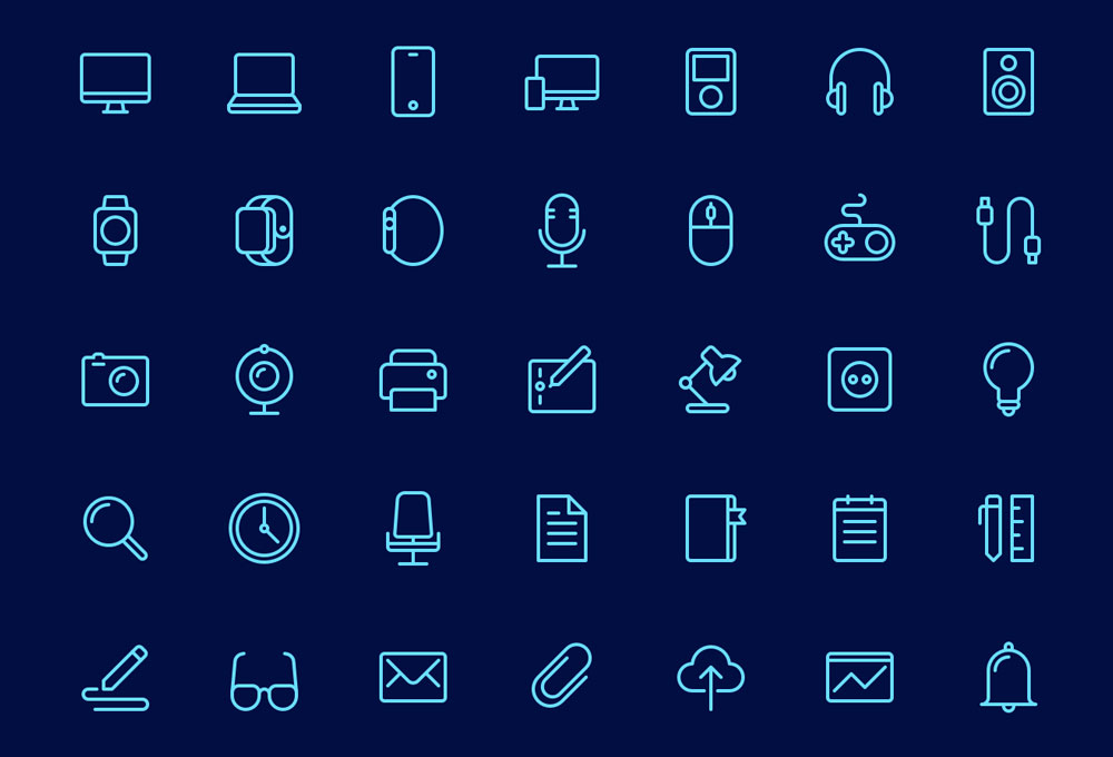 free-office-icons