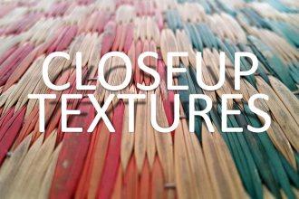 10 Free Closeup Textures