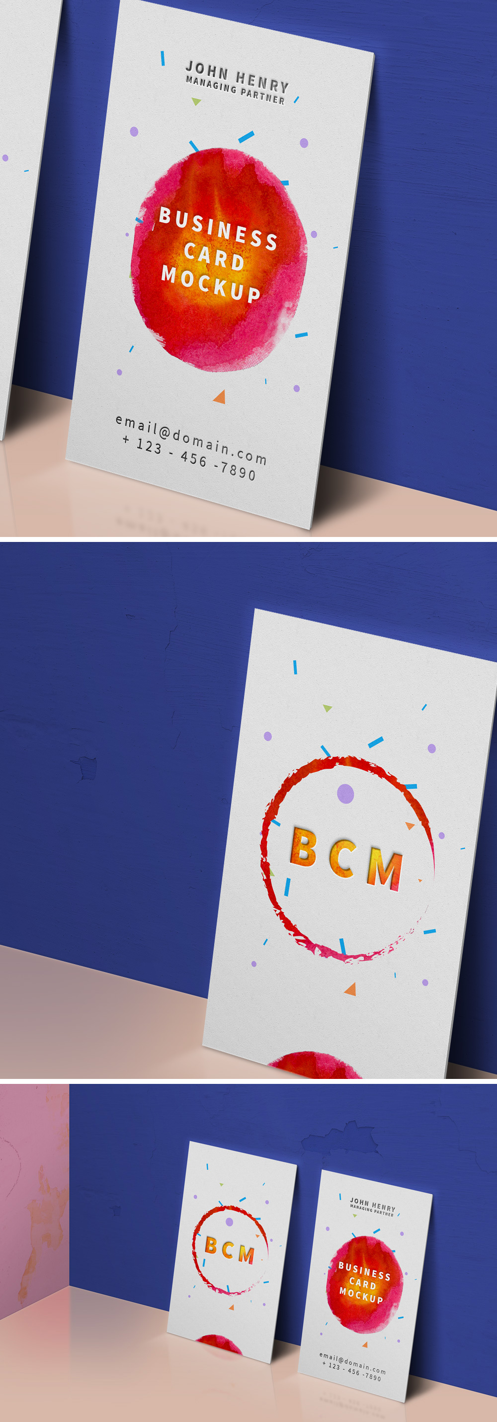 standing-business-cards-psd