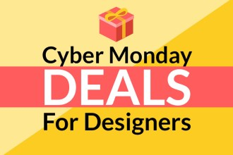 Cyber Monday Deals for Designers