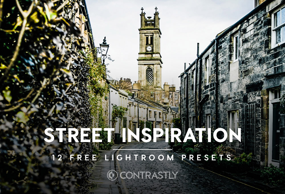 12 Free Lightroom Presets + Discount Coupon - GraphicsFuel