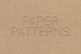 10 Tileable Seamless Paper Patterns
