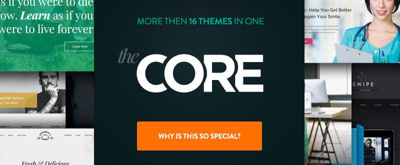 Core WP Theme