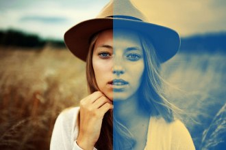 Free Photo Effects PSD