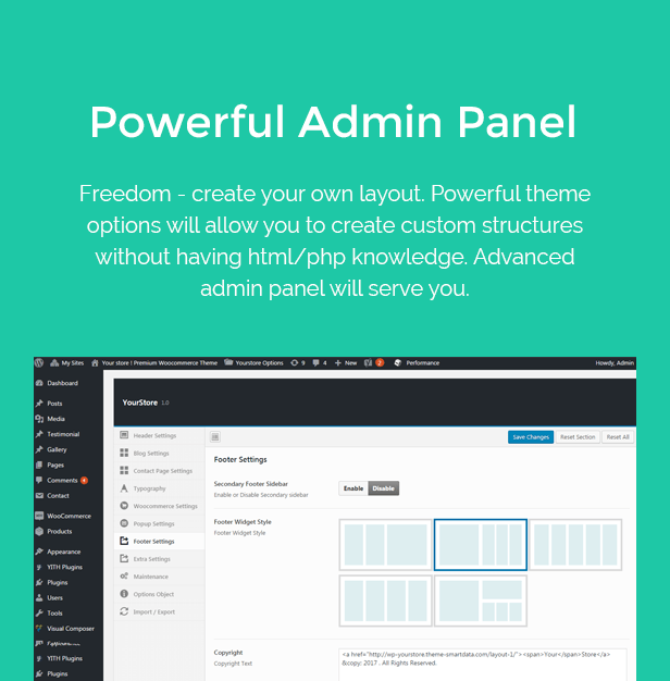 YourStore Powerful Admin