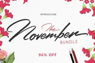 November Design Bundle