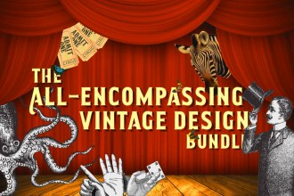 The All-Encompassing Vintage Design Bundle