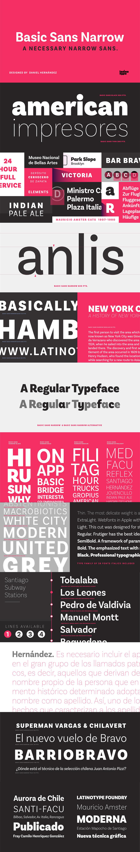 Definitive Fonts Bundle Basic Sans