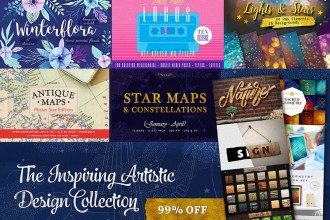 Buy Artistic Design Bundle
