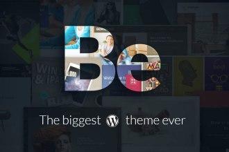 Be Theme New Website Installer