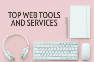 Top Web Tools & Services - 2017